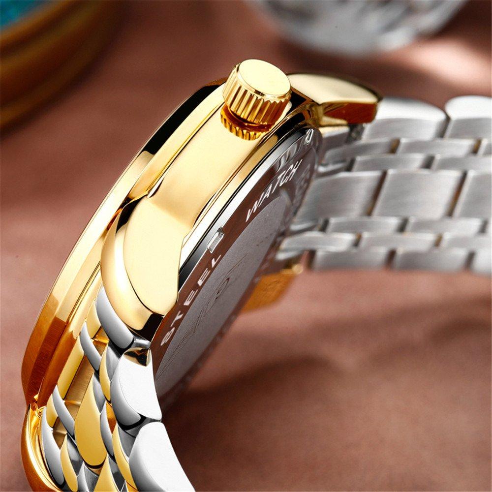 test avis montre guanqin bracelet
